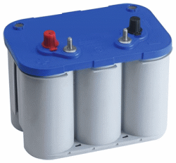 EQUIPCO Deep Cycle Battery
