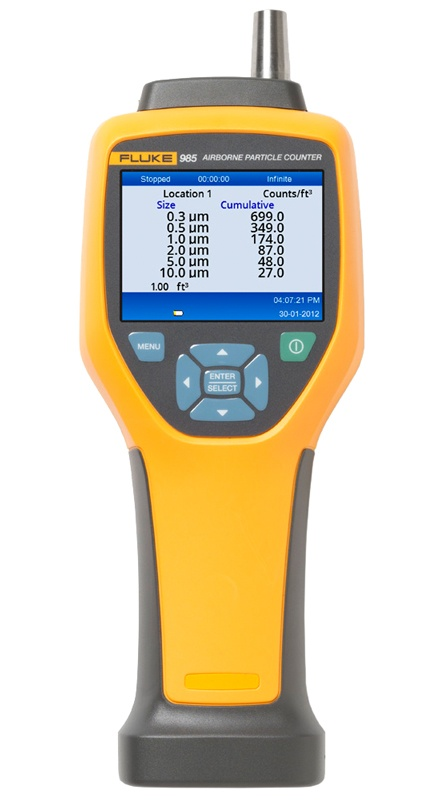 Particle Counter Rentals Best Rate Guarantee