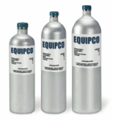 Field Supplies Calibration Gases - EQUIPCO NIST traceable calibration gas