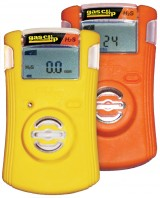Single Gas Clip - Maintenance Free Personal Single Gas Detector