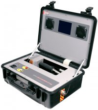 ION Science SF6 LeakCheck P1:p - Transportable SF6 Leak Detector