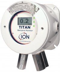 ION Science Titan - Fixed Benzene Detector