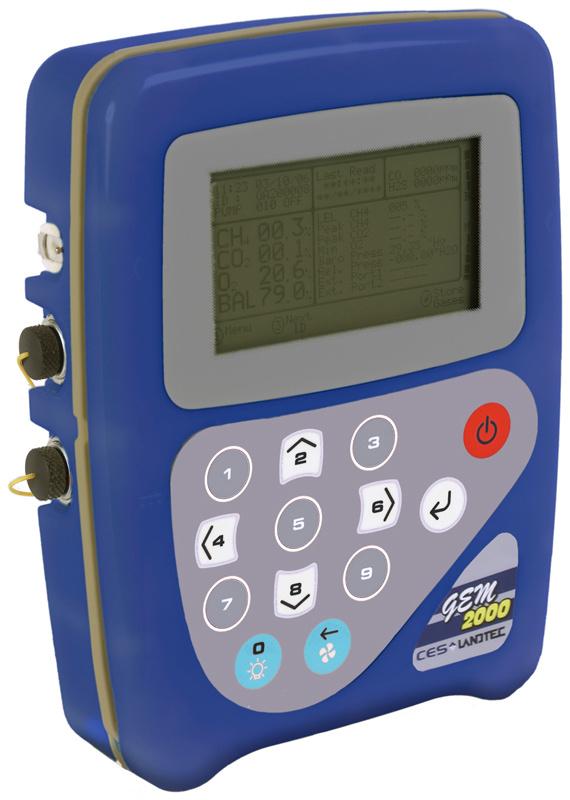 GEM2000 by CES Landtec - Landfill Gas Analyzer - Best Price Guarantee