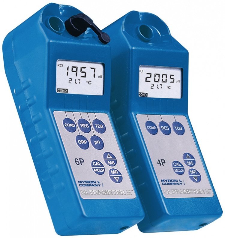 Ph And Conductivity Meter : Ultrameter ii by myron l best price guarantee