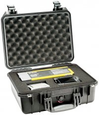 Pelican 1450 Case - Watertight, Crushproof, and Dust Proof Case