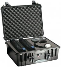 Pelican 1550 Case - Watertight, Crushproof, and Dust Proof Case