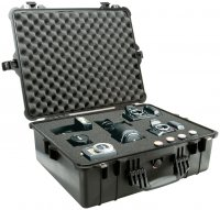 Pelican 1600 Case - Watertight, Crushproof, and Dust Proof Case