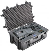 Pelican 1650 Case - Watertight, Crushproof, and Dust Proof Case
