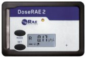 RAE Systems DoseRAE 2 - Personal Radiation Detector and Dosimeter