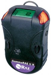 RAE Systems GammaRAE II R - Personal Radiation Detector and Dosimeter