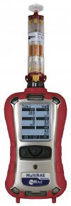 RAE Systems MultiRAE Benzene - 6-Gas Monitor with Benzene-Specific Measurement