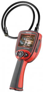 RIDGID microEXPLORER - Digital Inspection Camera