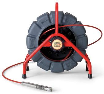 mini seesnake plus by ridgid inspection camera system