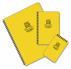 Rite in the Rain Spiral-Bound Notebooks - Three Sizes Available