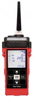 RKI Instruments Gas Tracer - Confined Space Monitor and Low ppm Leak Detector
