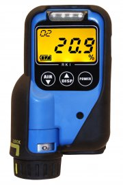 RKI Instruments OX-07 - Personal Oxygen Monitor