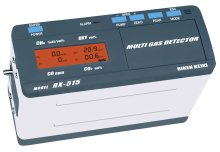 RKI Instruments RX-515 - Combined 4 Gas Monitor