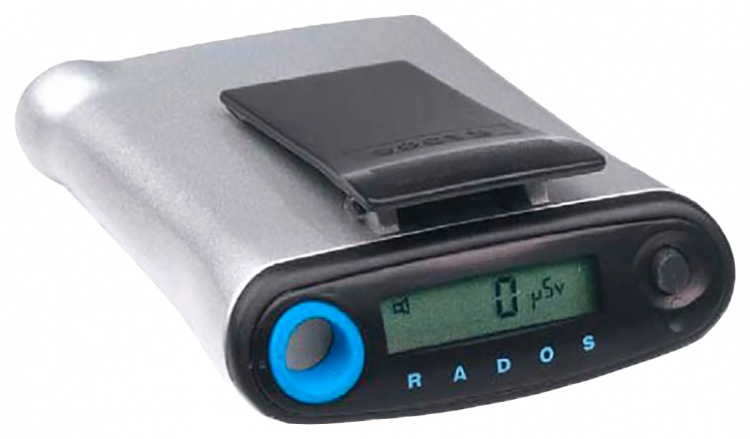 RAD-60 by S.E. International - Personal Radiation Dosimeter - Best Price  Guarantee