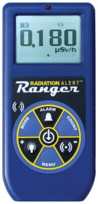 S.E. International Ranger - alpha/beta/gamma/xray radiation detector