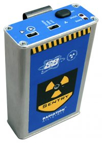 S.E. International The Sentry EC - Radiation Rate Meter & Dosimeter
