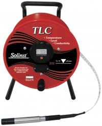Solinst Model 107 TLC - Temperature, Level, Conductivity Meter