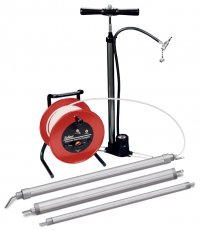 Solinst Discrete Interval Sampler - Stainless Sampler With High Pressure Hand Pump