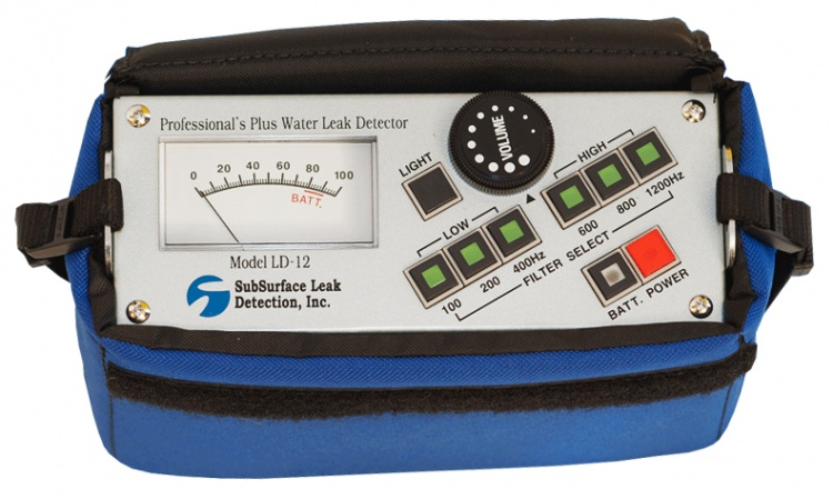 Ld 12 By Subsurface Leak Detection Water Leak Detector