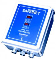 Thermo Scientific Safe T Net 210 - Two Channel Gas Monitoring Controller