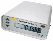ThermoProbe TL2 - 2 Channel Benchtop Laboratory Thermometer