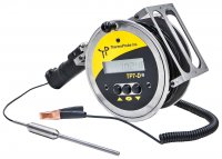 ThermoProbe TP7-D - Petroleum Gauging Thermometer With Cable Reel