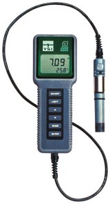 YSI Model 63 - Handheld pH and Conductivity Meter